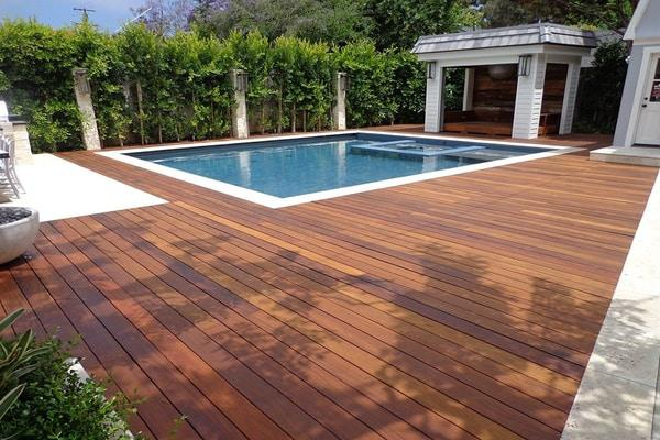 ipe wood decks toronto