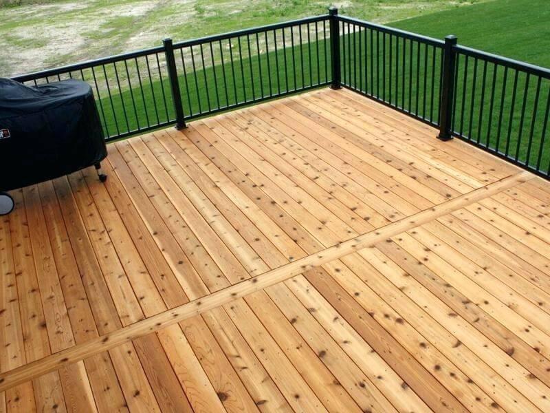 wood decks toronto