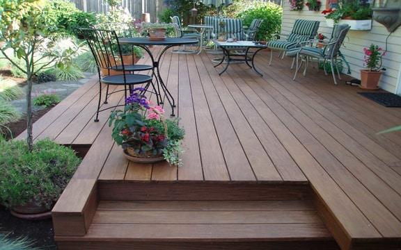 ipe wood decking toronto